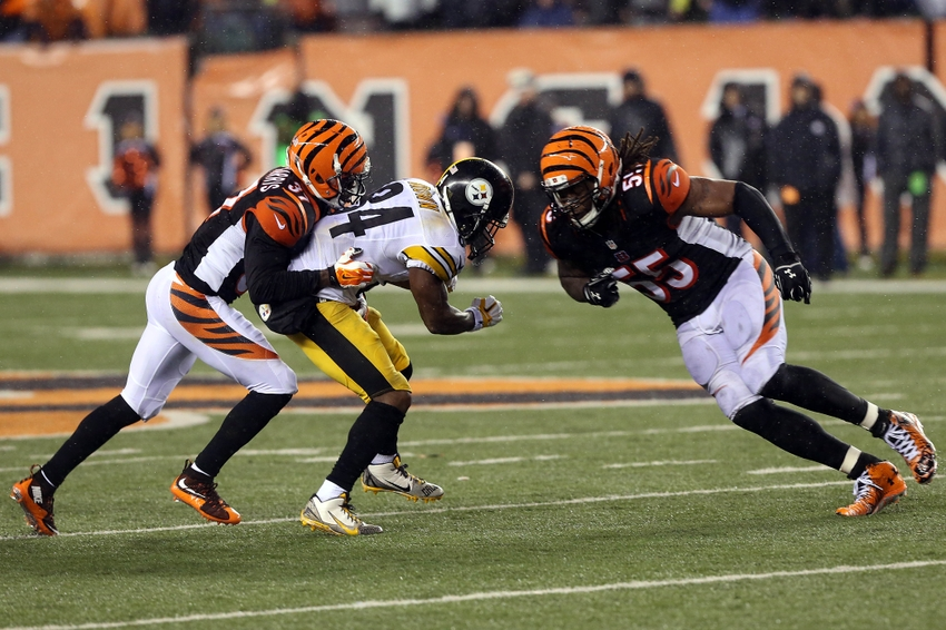 Ike Taylor: Burfict's hit on Brown was clean