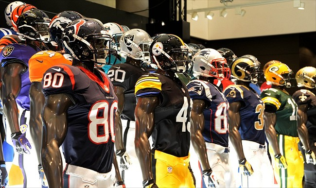 69453108734 NFL: In All Honesty, Which Uniforms are the Coolest? - Stripe Hype