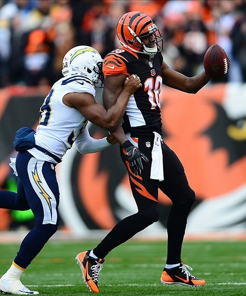 San Diego Chargers Cincinnati Bengals: Bengals Season Ends At Hands Of Chargers