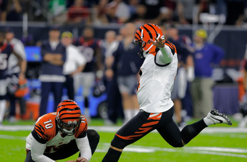 In a League of Inconsistent Kickers, Bengals' Randy Bullock is ...