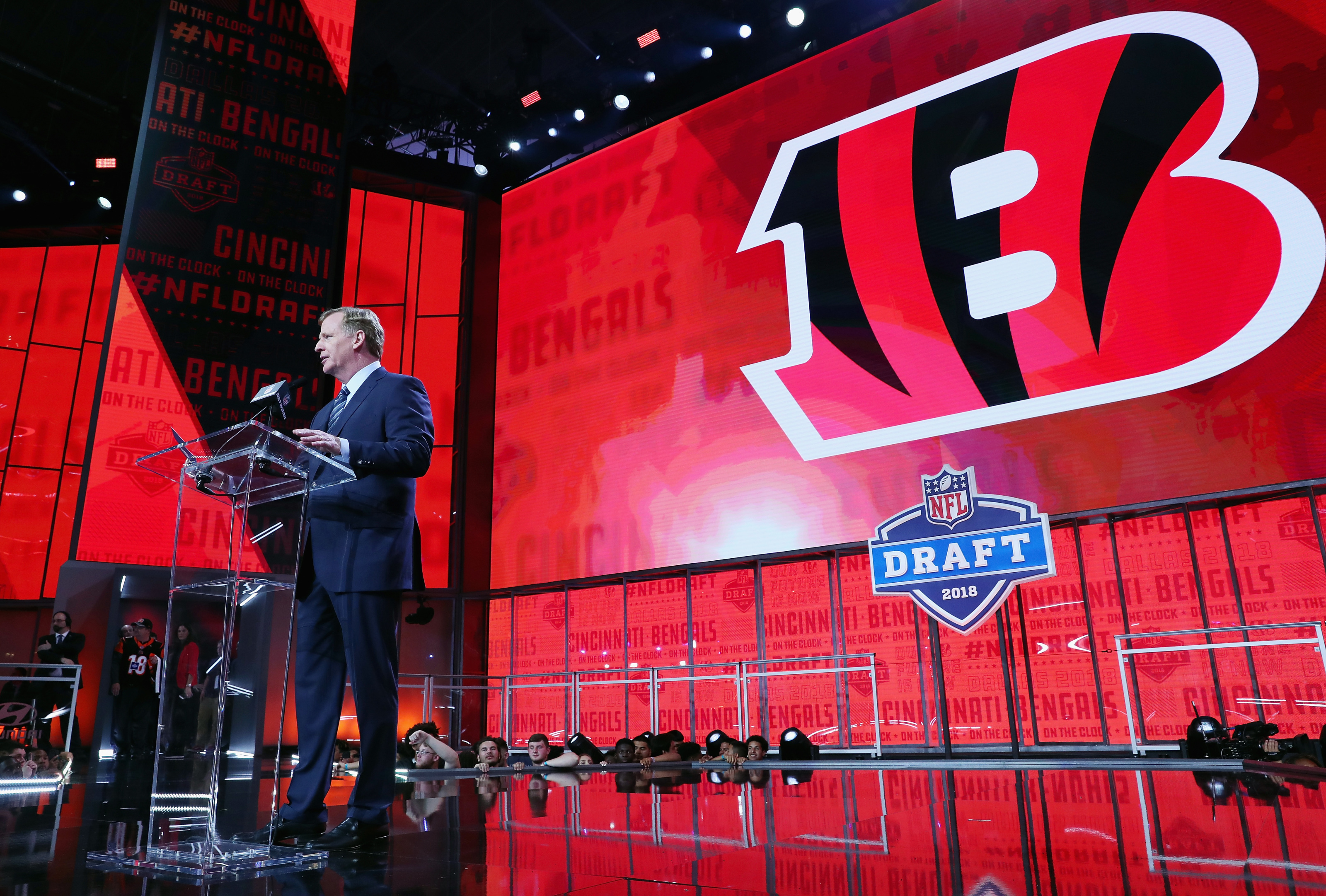 Cincinnati Bengals' Case for Trading Back into the First Round