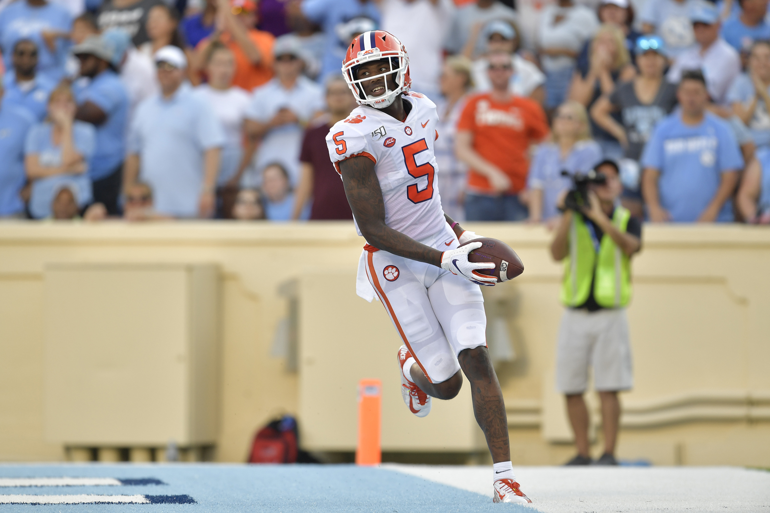 Bengals Draft Profile: Are the A.J. Green Comparisons Warranted for Tee Higgins?