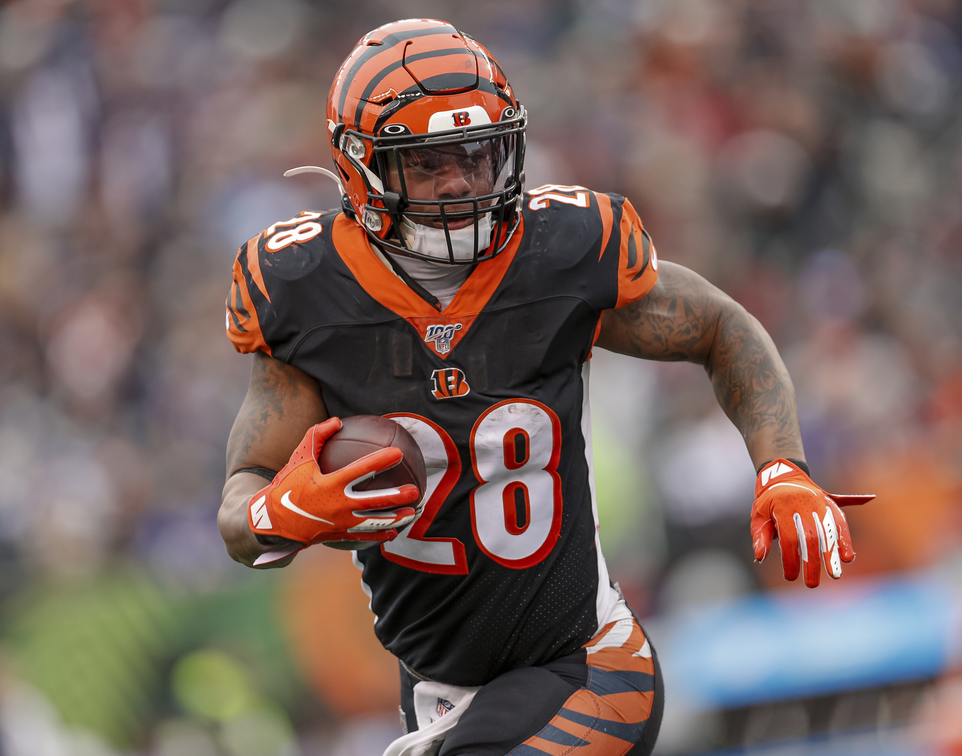 3 Bengals Players who could be on the Next NFL All-Decade Team