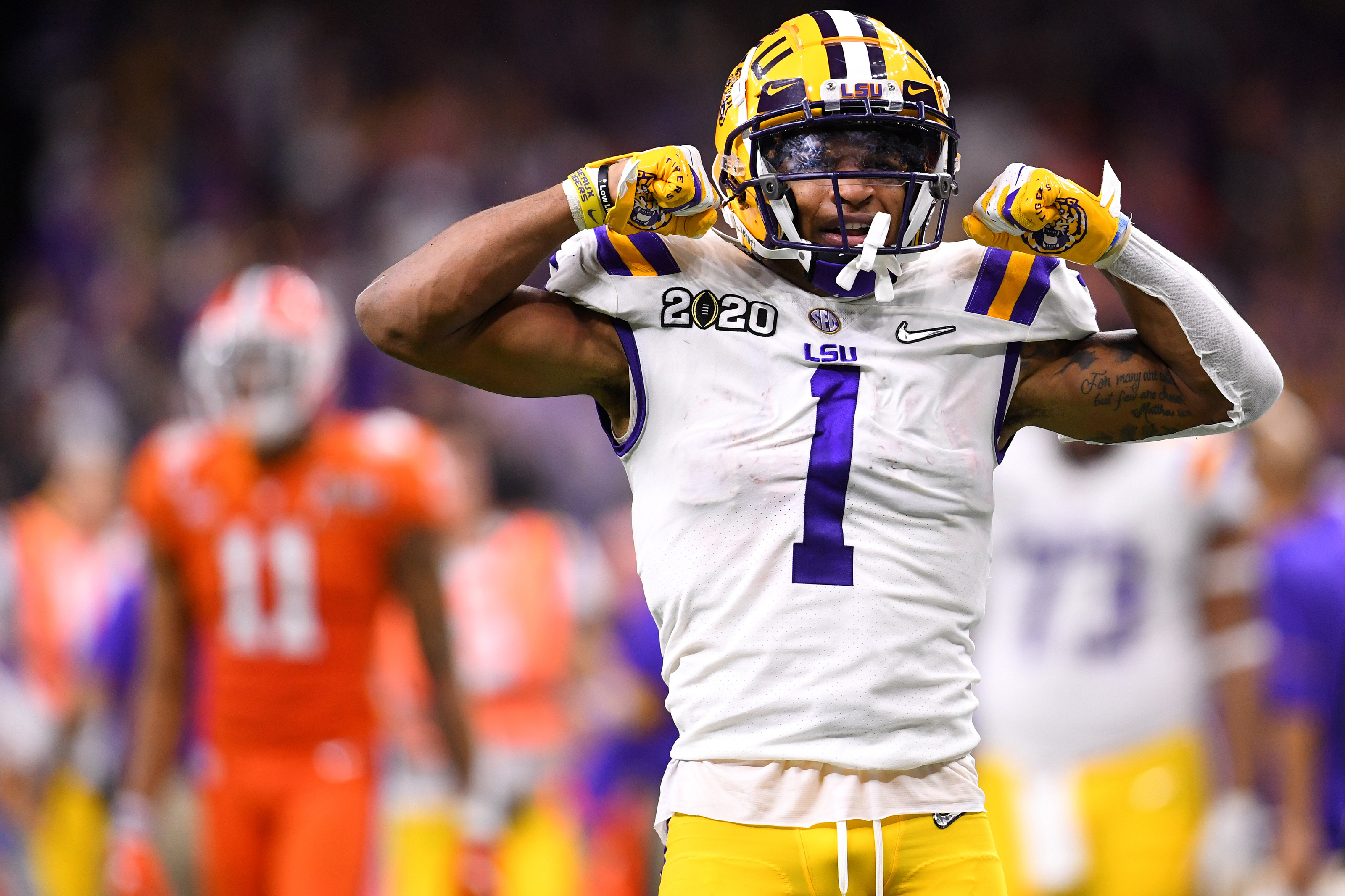 Finding fits for the Cincinnati Bengals: WR Ja'Marr Chase