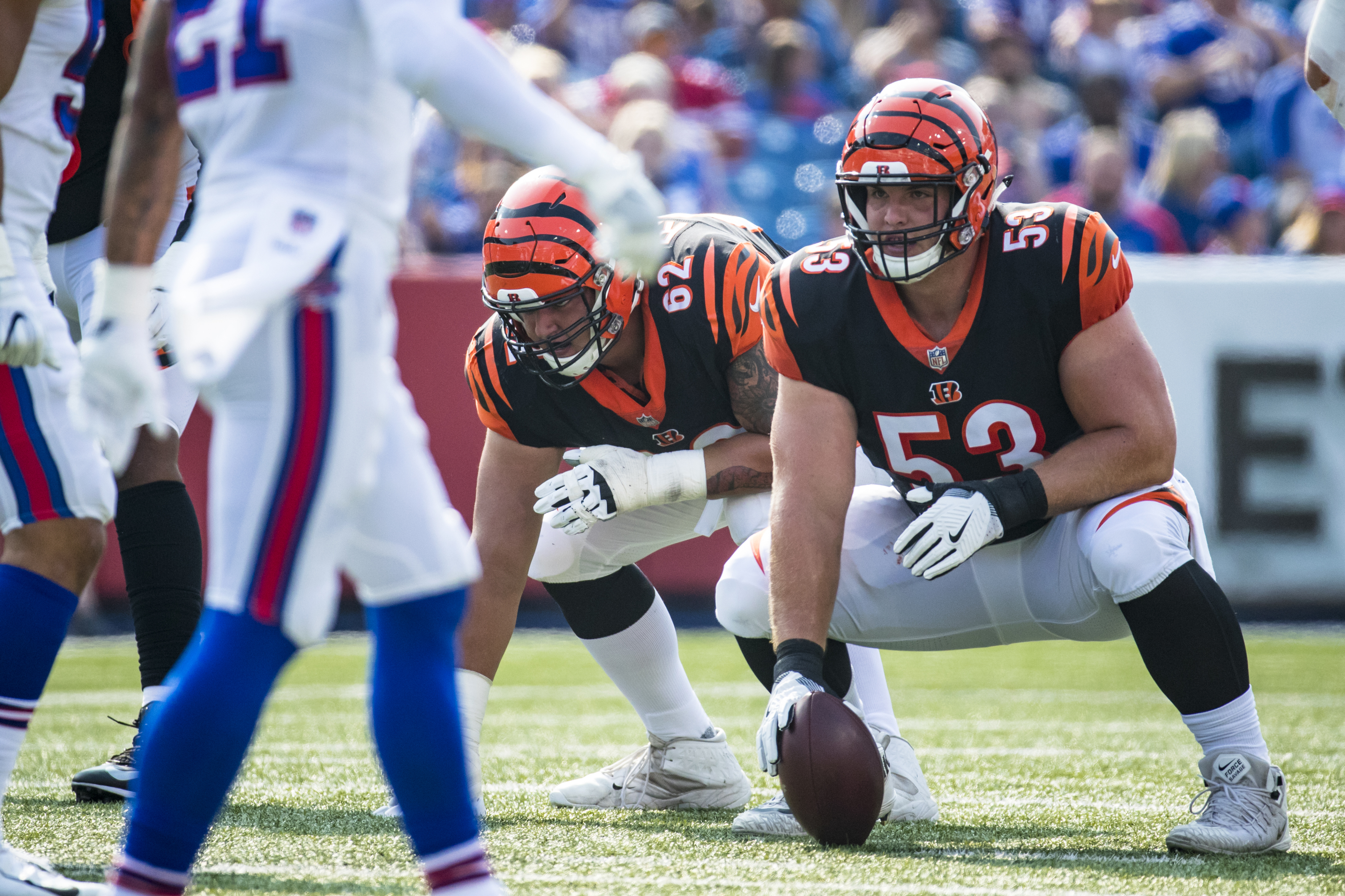Cincinnati Bengals: Billy Price may be down but he's not out