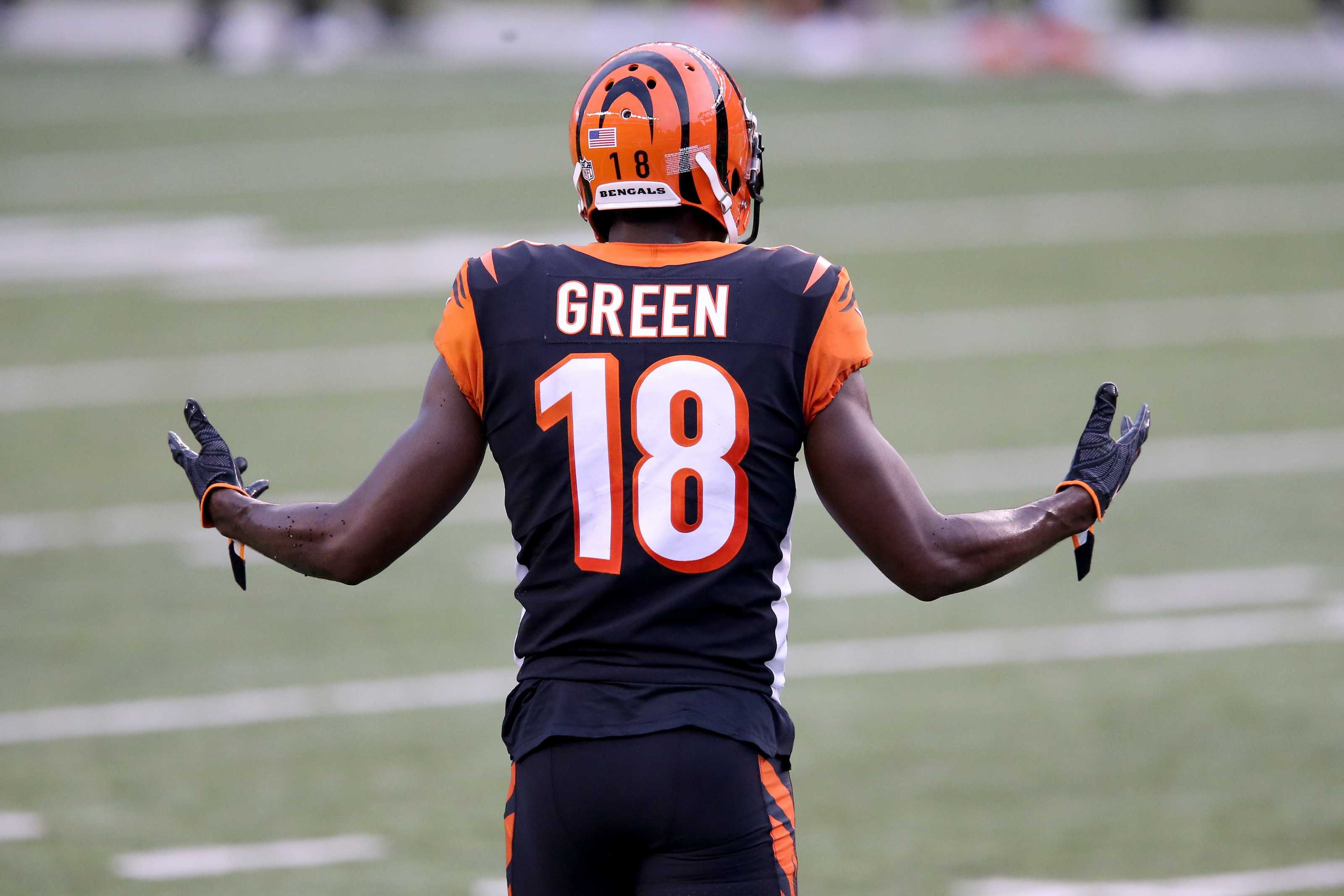 The Bengals need a vintage performance from Raven Killer A.J. Green